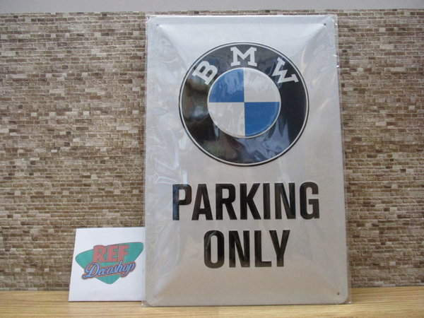 BMW Parking only wit