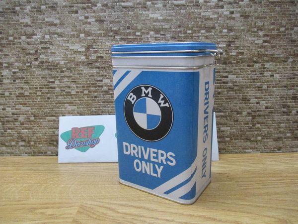 BMW Drivers only 18 x 11 x 7,5 cm