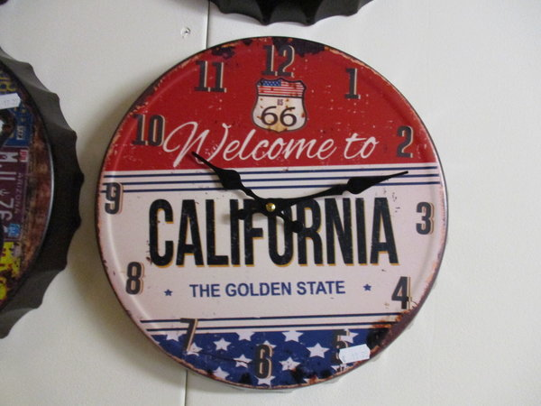 Welcome to california klok