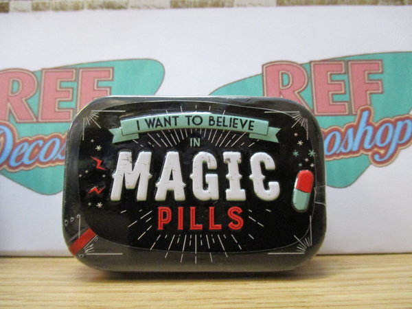 Magic pills mintdoosje