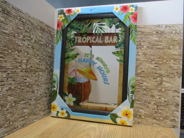 Tropical Bar 22 x 32 cm