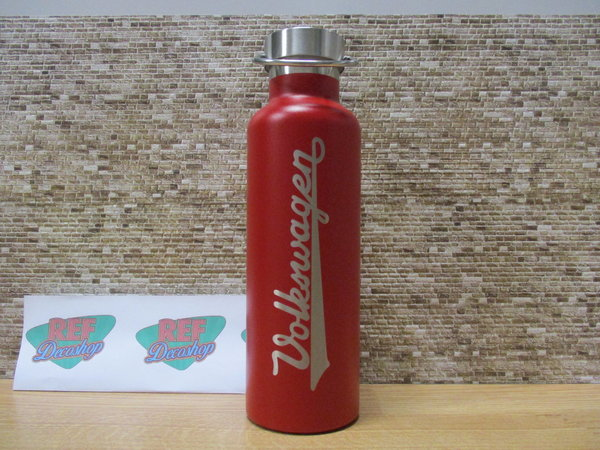 Thermofles 735ML volkswagen rood