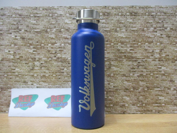 Thermofles 735ML volkswagen blauw